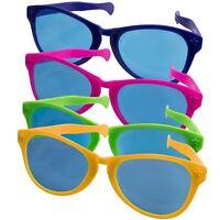 Novelty Giant Sunglasses Comedy Practical Joke Clown Glasses Gag Fancy Dress Fun