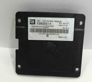 Genuine OEM 2008-2015 Buick Enclave LCS Contro module 15906514 61A-3002-0533
