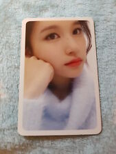 11)TWICE 1st Album Twicetagram LIKEY Mina Type-A Photo Card Official K-POP