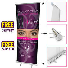 YOUNIQUE Printed Roller Banner/Pop/Pull up Exhibition Stand - BANNER2