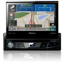 Pioneer AVH-X7800BT Autoradio 1DIN mit Bluetooth USB CD DVD Navigation GPS Avic
