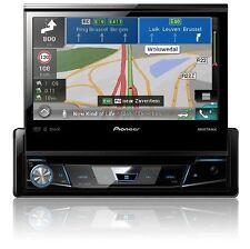 Pioneer avh-x7800bt autoradio 1din avec bluetooth usb CD DVD Navigation GPS AVIC