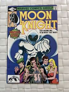 Moon Knight #1 Marvel Comics 1980 the origin of Moon Knight