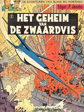 BLAKE EN MORTIMER 02 - HET GEHEIM VAN DE ZWAARDVIS 2