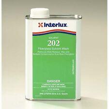 Interlux 202Q Fiberglass Solvent Boat Wash Wax Remover