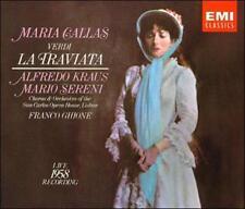 Guiseppe Verdi: La Traviata (CD, Sep-1987, EMI Music Distribution)