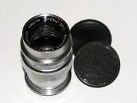 Very Rare Chiyoko Super Rokkor 85 mm F/2.8 Leica LTM L39 Screw Mount Lens SN3969