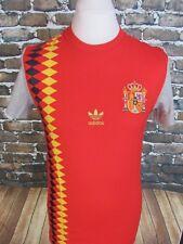 adidas Originals Spain (Espania) 94 Retro Tribute T-Shirt Brand New Red Size S