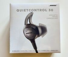 NEW-Bose QuietControl QC30 Wireless Noise Canceling Headphones - Factory Sealed