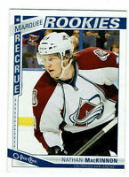 2013 Nathan Mackinnon OPC Marquee Rookie Card #620 W
