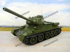 T-34 Tank Full Metal Model 215功臣号 T34 Medium Tank Model Painted 1/30 Scale InBox