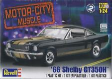 Ford Shelby GT 350h Mustang 1966 Kit Plastique Modèle de Voiture 1 24 / Revell