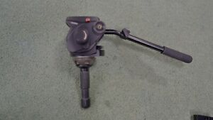 Manfrotto 503HDV Professional Fluid Head & 75mm ball