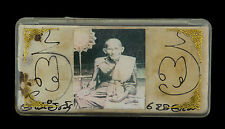 LP Kruba Chan Chan Chor Tigo  Wat Nam Pang Amulette Thai Takrud takrut Yant 873