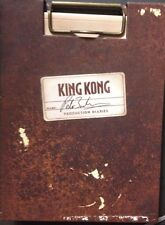 King Kong: Peter Jackson's Production Diaries (DVD, 2005, 2-Disc Set, Gift Set)