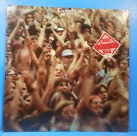 DAVID CROSBY GRAHAM NASH LIVE 1977 ORIGINAL SHRINK GREAT CONDITION! VG+/VG++!!B