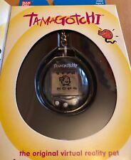 New Bandai Original TamaGotchi US Model Black 1996