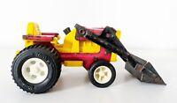 Vintage 1970's Tiny Tonka Farm Tractor with loader No 581, 811002
