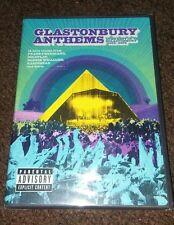 NEW SEALED GLASTONBURY ANTHEMS: THE BEST OF GLASTONBURY 1999 DVD FREESHIPPING