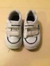 New Balance 500 Toddler Boy White Athletic Shoes Size 7M (EU 23.5)
