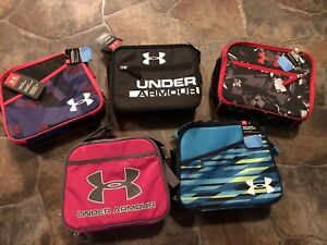 """New!! UnderArmour Insulated Easy Clean Interior Lunch Pack!!""""Choose Color"""""""