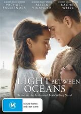 The Light Between Oceans (DVD, 2017)