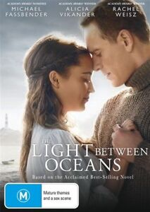 Light Between Oceans DVD : NEW