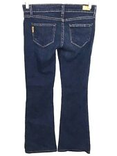 Paige Jeans Petite Womens 25 Laurel Canyon Boot Cut Dark Wash Actual 27 x 28