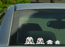 Shih Tzu Family Stickers, Decals