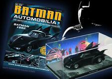 COLECCION COCHES DE METAL ESCALA 1:43 BATMAN AUTOMOBILIA Nº 20 BATMAN #652