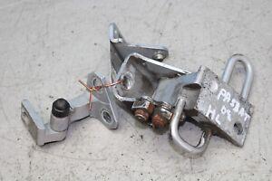 VW Passat Variant 3C5 08 2x Door Hinge Hinges LA7W Rear Left 3C9833411A