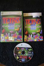 XBOX 360 : TETRIS EVOLUTION - Completo, ITA ! L'evoluzione del tetris !