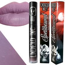 Undead Inc Spellbound VOODOO Matte Liquid Lipstick Long Lasting