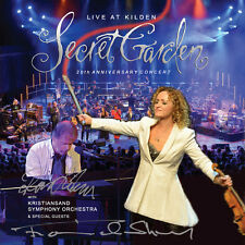 SECRET GARDEN Live at Kilden: 20th Anniversary Concert SIGNED CD You Raise Me Up