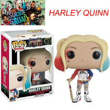 Funko Pop Heroes Suicide Squad Harley Quinn Vinyl Action Figure Toys Xmas Gifts