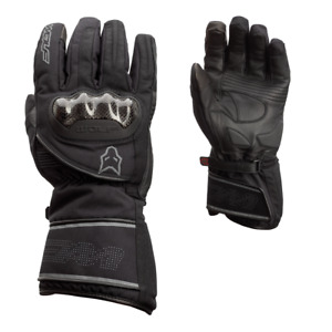 WOLF Fortitude CE Men's Waterproof Sports Touring Motorcycle Gloves