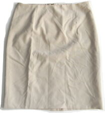 Anne Klein Size 4 Lined Pencil Skirt Beechwood