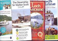 Sir Walter Scott Loch Katrine Trossachs Denny Dumbarton steam pleasure steamer