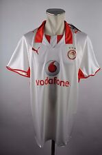 Olympiakos Piräus Away Trikot Gr. XL 2008-2009  Puma Griechenland Fußball jersey