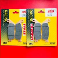 Honda CBR 1000 F 89 > 92 SBS Front Race Sinter Brake Pads OE QUALITY 627RS