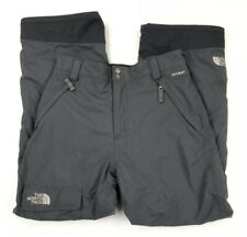 The North Face Boys Hyvent Ski Snowboard Snow Pants Dark Gray Size Large