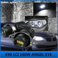 160W BMW LED Angel Eyes Light Halo Ring Bulb For 2009-2011 E90 E91 LCI 328i 335i