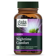 Gaia Herbs Nighttime Comfort 60 Phyto-Caps