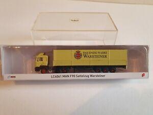 Lemke N MAN F90 Stattelzug ´´ Warsteiner ´´