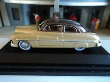 Oxford  1949  Mercury    Lima Tan / Haiti Beige     1/87   HO   diecast car