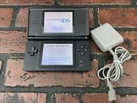 Nintendo DS Lite Console System Red USG-001 + Stylus & Charger