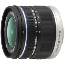 Olympus M.Zuiko 9-18mm F/4 ED Lens
