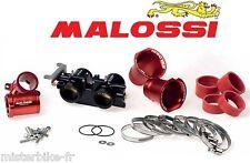 Boîtier papillon pipe cornet MALOSSI MHR admission YAMAHA T-Max 530 Tmax