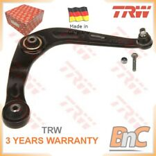 FRONT RIGHT TRACK CONTROL ARM PEUGEOT TRW OEM 3521C8 JTC312 GENUINE HEAVY DUTY