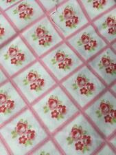 Freespirit LIBBY 100% Cotton Fabric - PINK - 114cm Wide - £12.50 per Metre